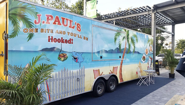 J Paul's Food Truck