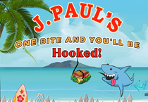 j pauls food truck - logo
